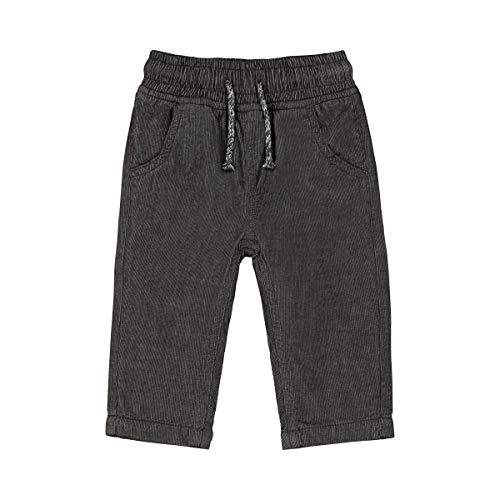 Mothercare Pantalon en Velours côtelé doublé Pantalon bébé, Anthracite