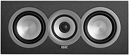 ELAC Uni-fi UC5 Center Speaker (Black, Single)