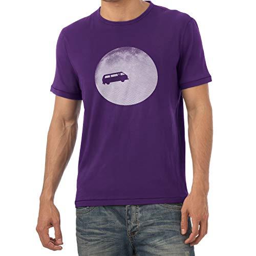 Nexxus Full Moon Bulli T3 - Herren T-Shirt, Größe XXL, violett