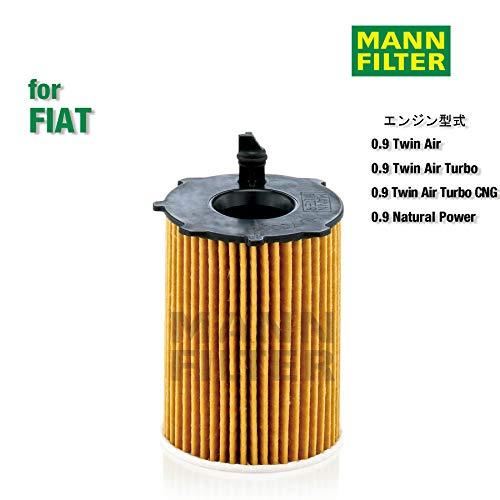 Originaler MANN Ölfilter für den Ölwechsel bei den Fiat 500 Modellen