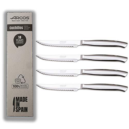Arcos cuchillos carne | Juego de Cuchillos chuleteros | cuchillos carne |...