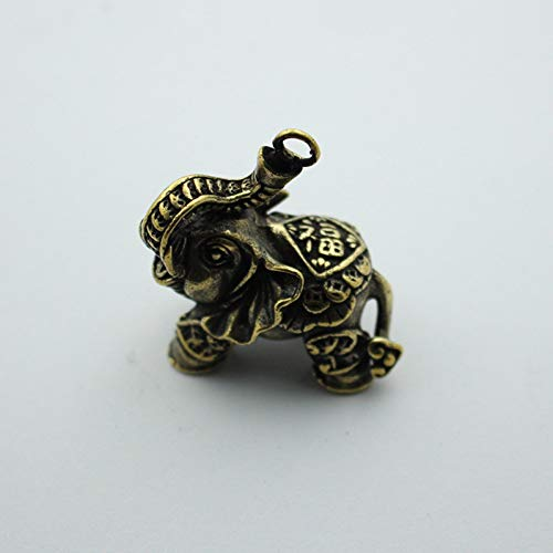 Elefante de Laton para Atraer la prosperidad - Simbolo Auspiciososo pa