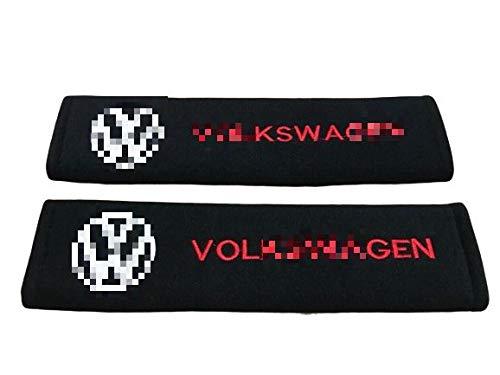 Weiche Gurtpolster für Autos mit Markenname kompatibel mit V W