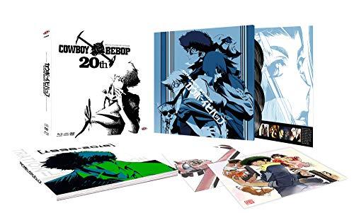 Cowboy Bebop - 20th Anniversary Komplettbox - White Vinyl - Blu-ray