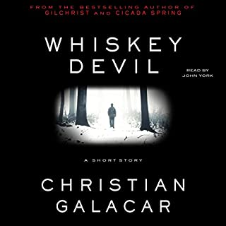 Whiskey Devil: A Short Story audiobook cover art