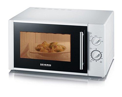 SEVERIN Four Micro-ondes, 28L, 900W, 5 niveaux de puissance,