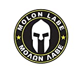 ION Graphics Magnet Molon Labe Yellow Circle Magnetic...