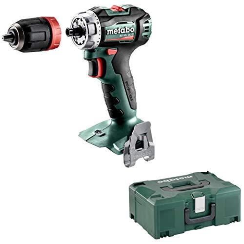 Metabo 602327840 Bohrschrauber BS 18 L BL Q 18,0 Volt ohne Akku u. Ladegerät, 230 V, Farbe, Size