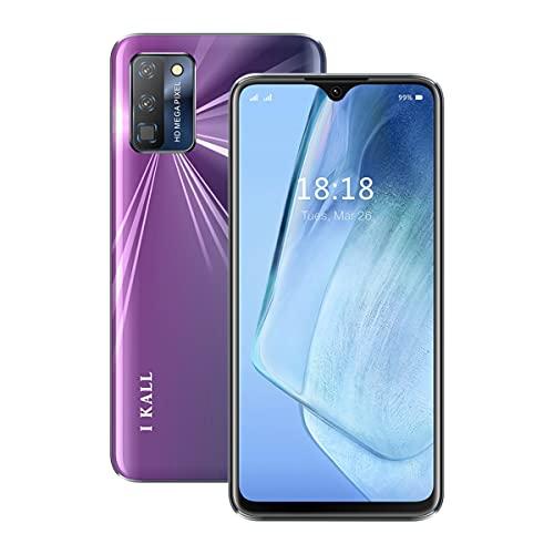 I KALL Z2 Smartphone (Purple, 6.26 Inch, 4GB, 32GB)