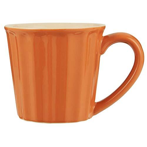 IB Laursen - Becher, Kaffeebecher, Henkelbecher - Mynte - Pumpkin Spice/orange