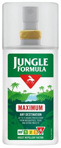 Jungle Formula Insect Repellent Spray Pump, 90 ml