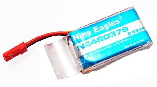 Nine Eagles Multicopter-Flugbatteria ricaricabile adatto per: Galaxy Visitor