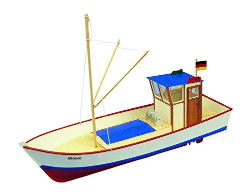 Aero-naut Modelo Diseño 309100 – Gaviota Pescado Barco