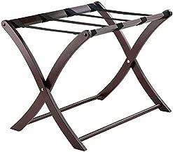 Winsome 40620 Scarlett Cappuccino Luggage Rack