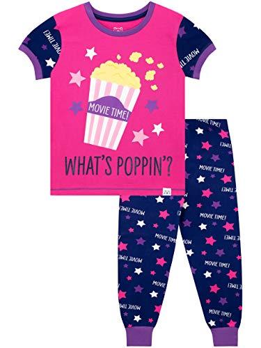 Harry Bear Pijama para niñas Estrella de Cine Rosa 9-10 Añ