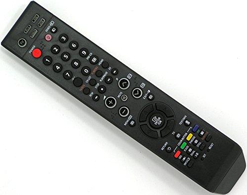 Ersatz Fernbedienung für Samsung TV Fernseher Remote Control / SA15 / LE32M8 LE32M86BC LE32M86BD LE32M87BD LE32N73BD LE32R74BDX LE32R81B BP32EO LE32R81BH LE32R81BSELD LE32R81BSKLG LE32R81BX LE32R81BXAST LE32R81BXBWT LE32R81BXNWT LE32R81BXSML LE32R81BXXEH LE32R81WXXEC LE32R82B LE32R82BSKLG LE32R82BX LE32R82BXBWT LE32R82BXNWT LE32R82BXXEC LE32R82BXXEH LE32R82BXXEU LE32R83B LE32R83BXXEC LE32R83BXXEH LE32R83BXXEU LE32R84B LE32R84BX LE32R84BXXEC LE32R84BXXEH