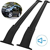 Mophorn Roof Rack Cross Bars Compatible with Chevy Tahoe Suburban GMC Yukon & Yukon XL Cadillac Escalade & Escalade ESV 2015-2020 Baggage Roof Rail Crossbars Luggage Cargo Ladder Roof Cross Bar