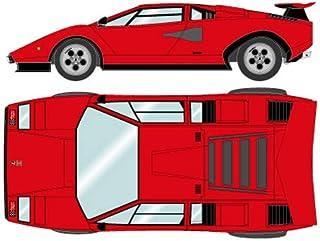 EIDOLON 1/43 ランボルギーニ カウンタック LP400/500S Walter Wolf Ch.1120148 1975 リマスター レッド (ラリーレーシングステッカー) 完成品