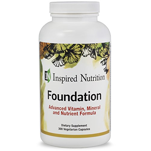 Inspired Nutrition Foundation, 240 Count