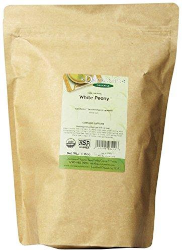 Davidson's Tea White Peony