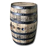 Authentic Kentucky Bourbon/Whiskey Barrel, 53 Gallon Size