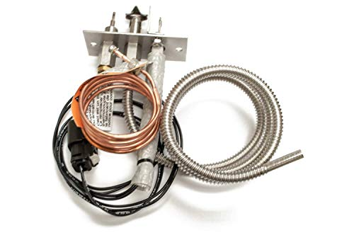 Hearth Products Controls Replacement Pilot Assembly (HWIP-36SS-250-400LP), 250K-400K BTU, 36-inch