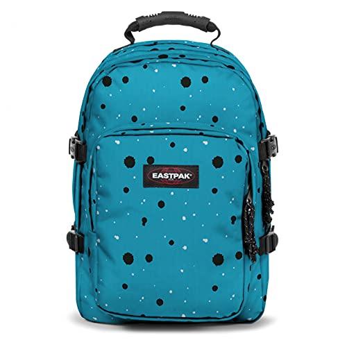 Eastpak Provider Zaino, 44 cm, 33 L, Azzurro (Splashes Sooth)
