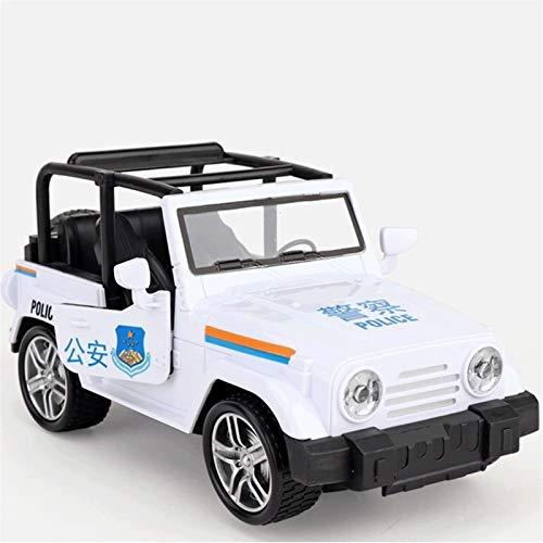 Coche de carreras de hobby 15km / h Coche RC de alta velocidad para niños, control remoto Car RC Cars STUNT TOY TOYE 2.4GHZ All-Terreno Vehículo todoterreno de 30min Tiempo de juego, gran opción de re