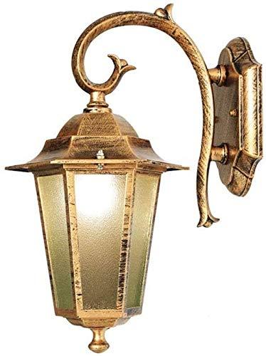 HDDD hanglamp voor de hal, creatief licht, wandlamp, Europese stijl, wandlamp, buitenwandlamp, hotels, restaurants, tuin, paviljoen, villa binnenplaats, decoratie