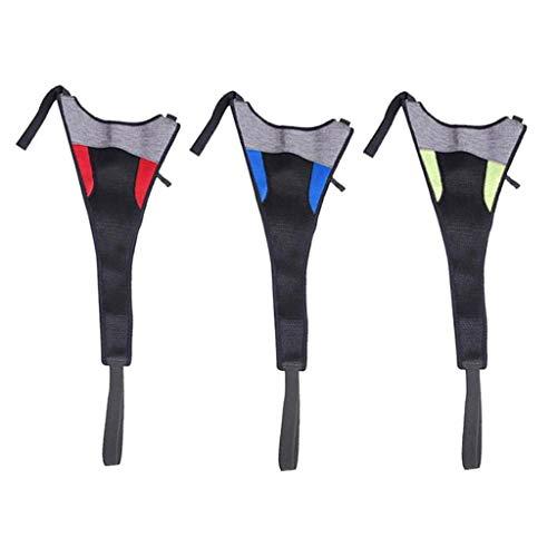 T TOOYFUL 3Pcs MTB Road Bike Sweat Cover Catcher Interior Riding Frame Guard Net Cover Cinturones