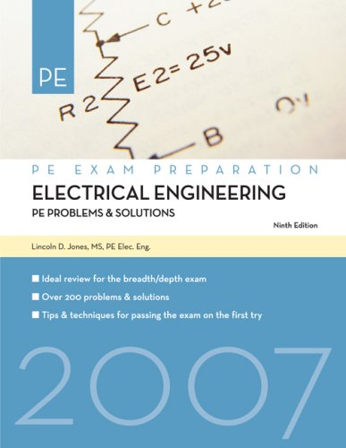 Download Electrical Engineering: Problems & Solutions 1427751560