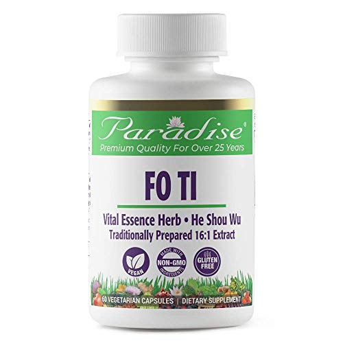 Fo Ti, traditionally Prepared Extract