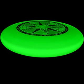 Discraft 175 gram Ultra-Star Sportdisc-Nite-Glo, colors may vary