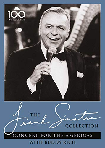 Frank Sinatra: Concert For The Americas With Buddy Rich [DVD] [NTSC]