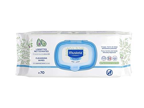Mustela Baby Wipes - 4 Packs by...