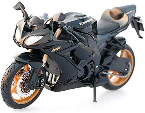 Zixin Modelo de la Motocicleta uno y Doce de fundición a presión de aleación Modelo de simulación de la Motocicleta de Juguete Colección de Motos de 17x6x8.5cm joyería Modelo de la Motocicleta