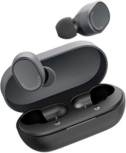 2020 Version Bluetooth Kopfhörer Kabellos In-Ear Ohrhörer True Wireless Earbuds Headset Touch Control Lautstärke + Bluetooth 5.0 Dynamische 7,2 mm Lautsprecher
