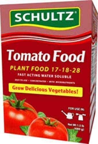 Schultz Water Soluble Tomato Food 17-18-28