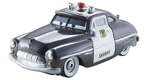 Mattel Disney Cars CKD19 - Die-Cast Farbwechsel Fahrzeug Sheriff