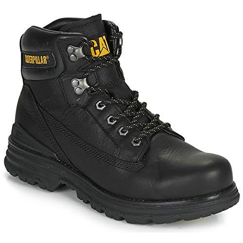 CATERPILLAR BASEPLATE Botines/Low Boots Hombres Negro Botas de caña Baja