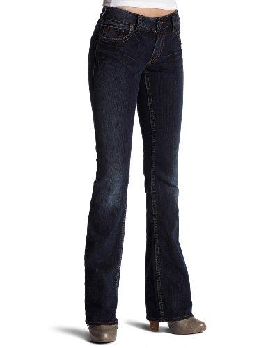 Zilveren Jeans Dames Suki Klassieke Laarzen gesneden Jean