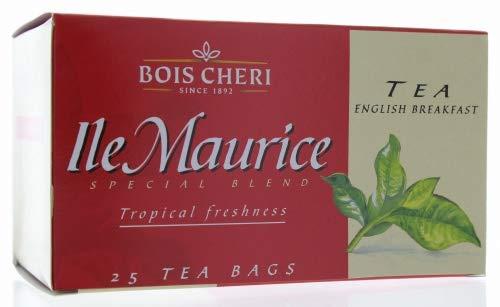 Bois Cheri Saveur Ile Maurice Natural Black Tea (English Breakfast)