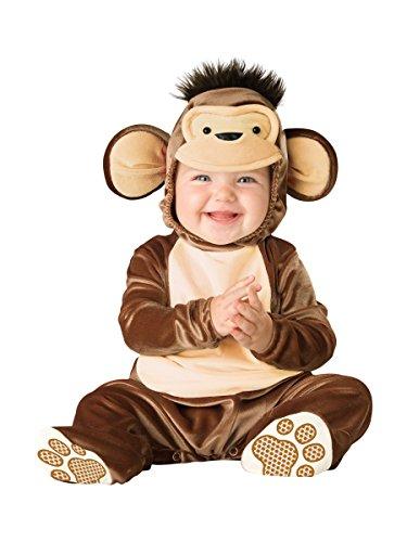 Scimmia dispettosa - Childrens Costume - 18 a 24 mesi