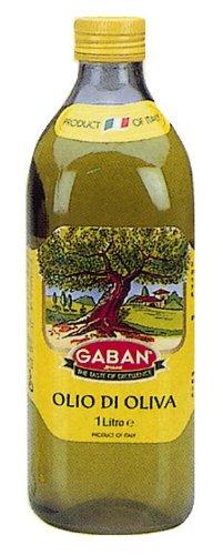 GABAN オリーブオイルピュア1L