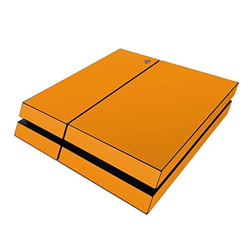 プレイステーション4用スキンシール【Solid State Orange】
