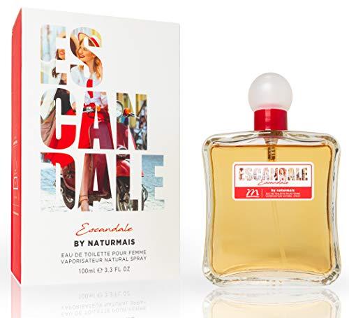 Escandale Eau De Parfum Intense 100 ml. Compatible con Scandal, Perfume Equivalente de Mujer