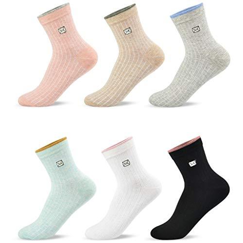 DJL Sokken vrouwen buis sokken herfst en winter golf sandalen vrouwen sokken herfst en winter modellen katoenen sokken dames verdikking kousen vrouwen sokken katoen