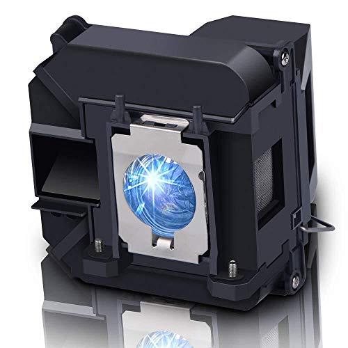 Para ELPLP68 Lámpara de proyector con ajuste de la carcasa para EPSON EH-TW5900 EH-TW6000 EH-TW6000W EH-TW5910 EH-TW6100 TW100W Reemplazo de la bombilla del proyector ( Color : V13H010L68 CBH )
