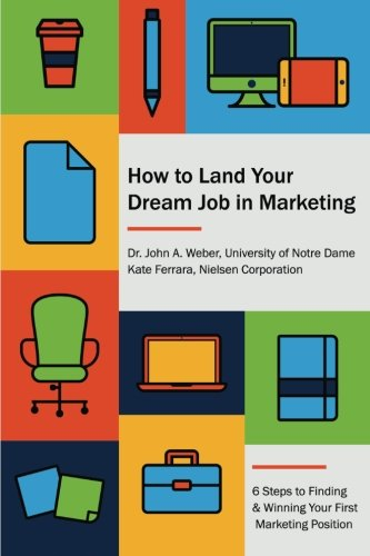 How to Land Your Dream Job in Marketing: 6 Steps to Finding and Winning Your First Marketing Position