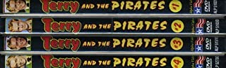 Terry and the Pirates, Volumes 1-4 (4-DVD)
